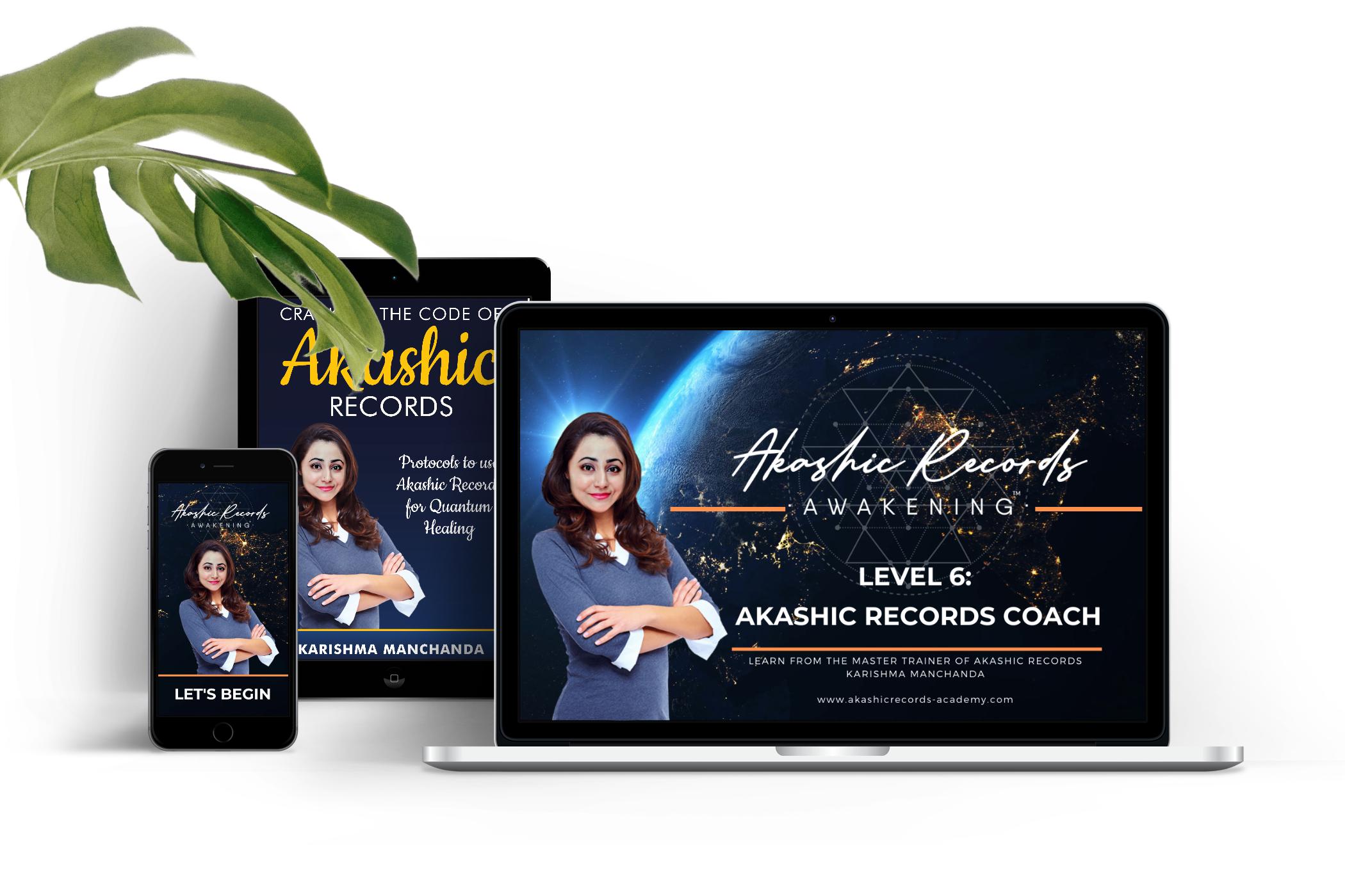 Level 6: Akashic Records Coach