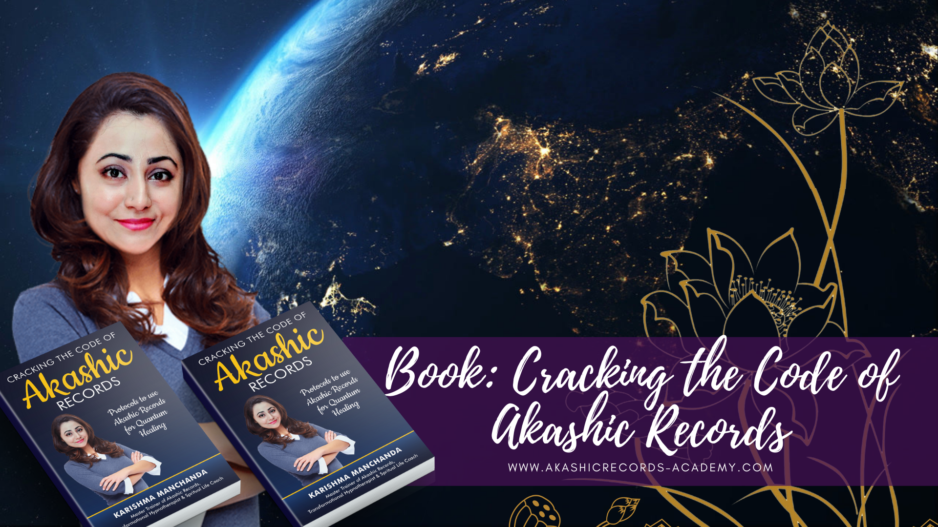 Cracking the Code of Akashic Records Book