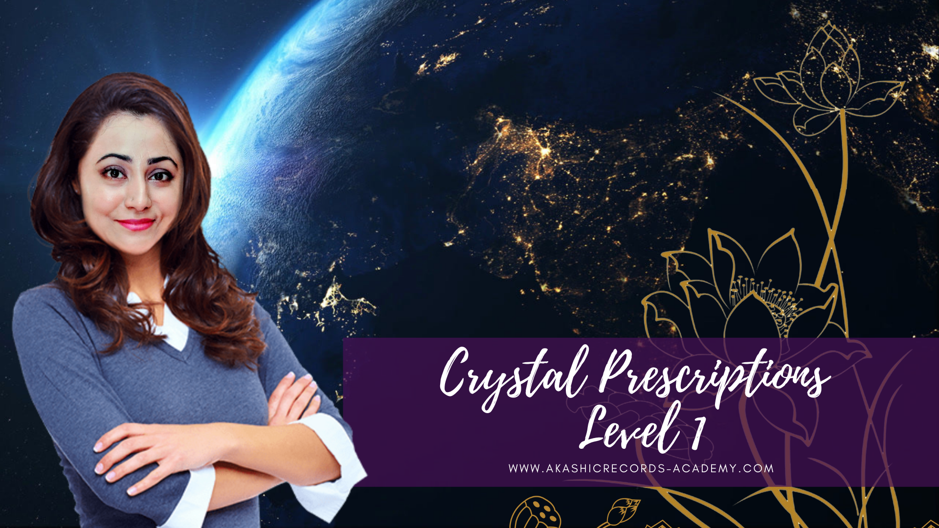 Crystal Prescriptions: Level 1